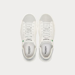Sneakers Womsh Woman Sneakers CONCEPT WHITE SILVER C190901
