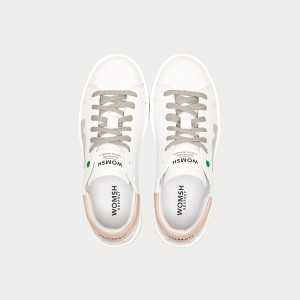 Sneakers Womsh Woman Sneakers CONCEPT WHITE GREY ROSE C190904