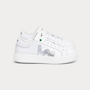 Woman Sneakers CONCEPT WHITE SUMMER GREY White WOMAN