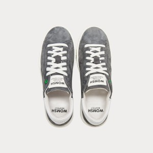 Sneakers Womsh Woman Sneakers CONCEPT SUEDE GREY C290903
