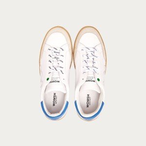Sneakers Womsh Man Sneakers HECTOR WHITE SKY  H190556