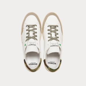 Sneakers Womsh  HECTOR WHITE MILITARY H290555