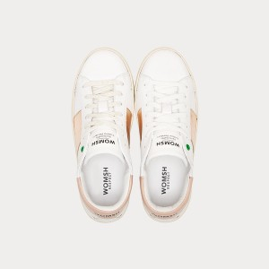 Sneakers Womsh Woman Sneakers KINGSTON WHITE COPPER K190604