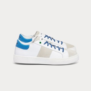 Man Sneakers KINGSTON WHITE SKY White MAN