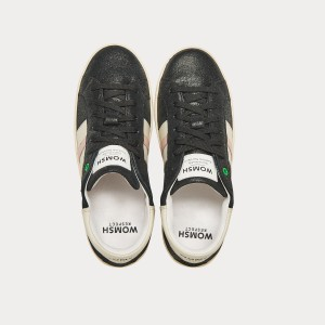 Sneakers Womsh  KINGSTON BLACK CREAM K290611