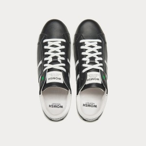 Sneakers Womsh  KINGSTON BLACK WHITE K290654