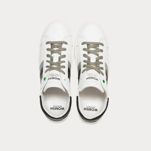 Sneakers Womsh Man Sneakers KINGSTON WHITE MULTI 1 K290657