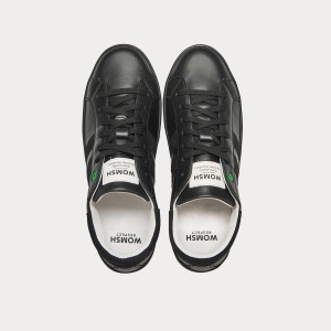 Sneakers Womsh  KINGSTON BLACK K290660