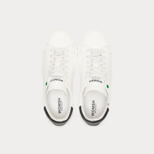Sneakers Womsh Woman Sneakers SNIK WHITE CHERRY S190201