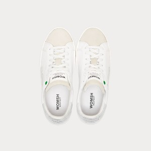 Sneakers Womsh Woman Sneakers SNIK WHITE SILVER S190204