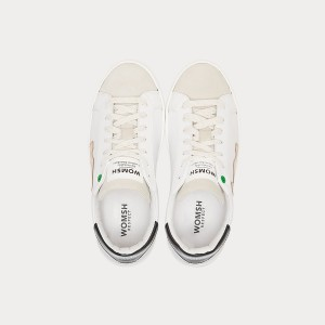 Sneakers Womsh Sneakers Donna SNIK WHITE COPPER S190205