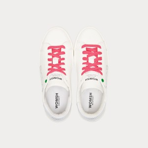 Sneakers Womsh Woman Sneakers SNIK WHITE HOLOGRAM S190206