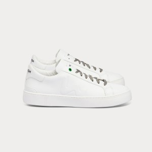 Woman Sneakers SNIK WHITE White UNISEX