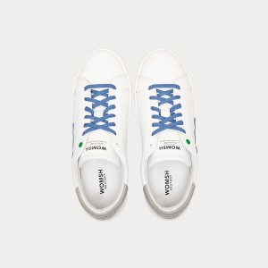 Sneakers Womsh Man Sneakers SNIK WHITE SKY S190253