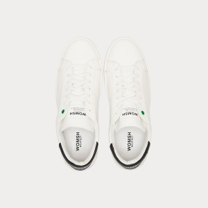 Sneakers Womsh Man Sneakers SNIK WHITE GRAPHIC S190257