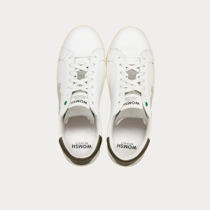 Sneakers Womsh Man Sneakers SNIK WHITE GREY S290252