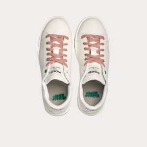 Sneakers Womsh Woman Sneakers VEGAN CONCEPT WHITE VC190916