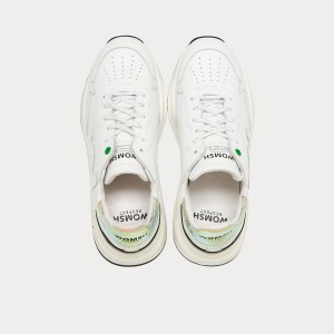 Sneakers Womsh  WAVE WHITE SHINY W290802