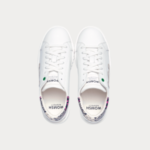 Sneakers Womsh Sneakers Donna CONCEPT WHITE SNAKE FUXIA C201901