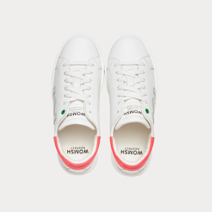 Sneakers Womsh Sneakers Donna CONCEPT WHITE SILVER FUXIA C201904