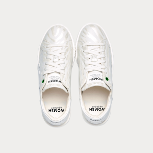 Sneakers Womsh Woman Sneakers CONCEPT PRINT WHITE C201906