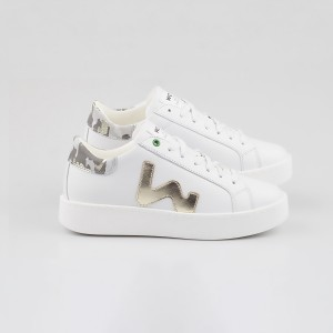 Woman Sneakers CONCEPT WHITE CAMO White WOMAN