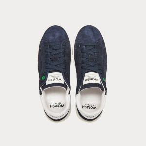 Sneakers Womsh  CONCEPT SUEDE BLUE C290904