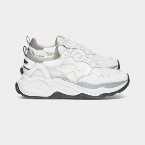 Woman Sneakers FUTURA WHITE LUX White WOMAN