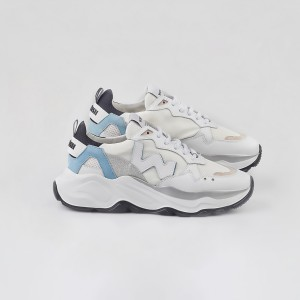 Woman Sneakers FUTURA WHITE MULTI 4 White WOMAN