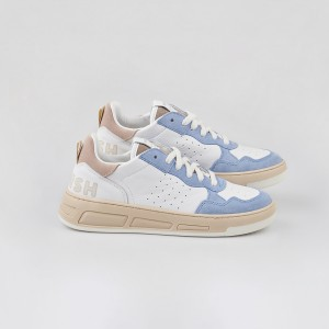 Woman Sneakers HYPER MULTI AZUL White WOMAN