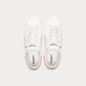 Sneakers Womsh  KINGSTON WHITE SILVER ROSE K190606