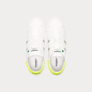 Sneakers Womsh  KINGSTON WHITE GREY FLUO K190658