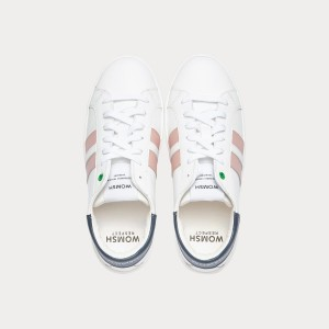 Sneakers Womsh Woman Sneakers KINGSTON WHITE ROSE K201603