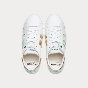Sneakers Womsh Woman Sneakers KINGSTON WHITE LUX K201605