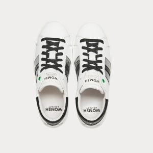 Sneakers Womsh Woman Sneakers KINGSTON WHITE IRON BLACK K290605