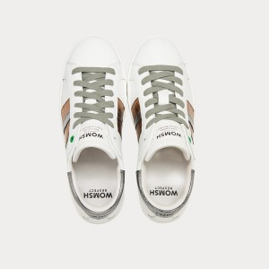 Sneakers Womsh Woman Sneakers KINGSTON WHITE RUST K290606