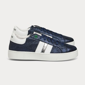 Sei bellissima KINGSTON BLUE WHITE SILVER Blu Donna