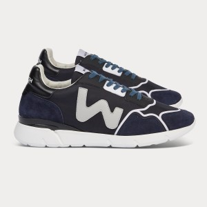 Man Sneakers RUNNY BLU BLU MAN
