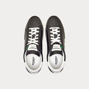 Sneakers Womsh  SNIK BLACK WHITE S190258