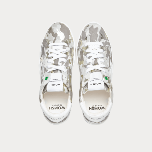 Sneakers Womsh Woman Sneakers SNIK CAMO WHITE S201206