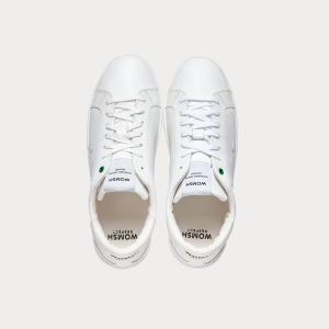 Sneakers Womsh Man Sneakers SNIK WHITE LUX S201256