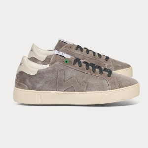 Man Sneakers SNIK GREY GRIGIO MAN