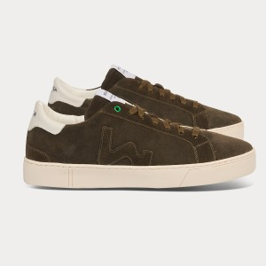 Man Sneakers SNIK MILITARY VERDE MILITARE  MAN