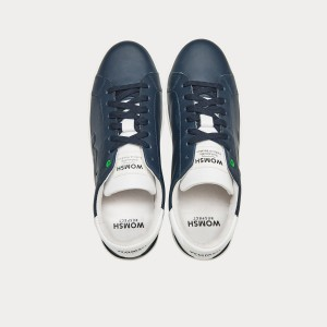 Sneakers Womsh  SNIK BLUE WHITE S290254