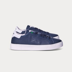 Man Sneakers SNIK BLUE BLU MAN
