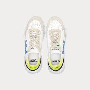 Sneakers Womsh  WAVE WHITE SKY FLUO W190854