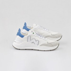 Man Sneakers WAVE WHITE REEF White MAN